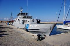 Peschereccio della nave della Grecia fotografie stock