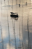 Peschereccio di Xiapu fotografie stock libere da diritti