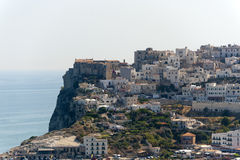Peschici (Gargano, Apulia, Italy) Stock Photo