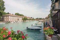 Peschiera Del Garda zdjęcie stock