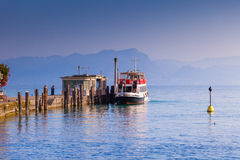 Peschiera di Garda Royalty Free Stock Photos