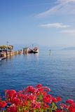 Peschiera di Garda Stock Photography