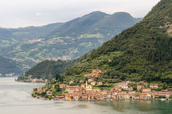 Peschiera Maraglio, Lake Iseo Royalty Free Stock Photos