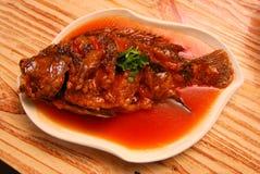 Pesci agrodolci Fotografie Stock