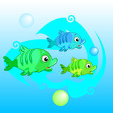 pesce del fumetto royalty illustrazione gratis