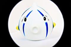 Pesci del giocattolo Fotografia Stock