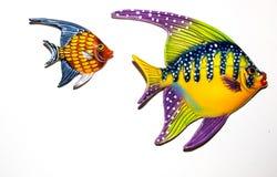 Pesci del giocattolo immagini stock libere da diritti
