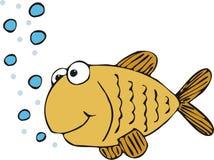 Pesci dell'oro Fotografie Stock Libere da Diritti