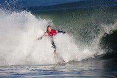 Pesci della Georgia del surfista Fotografia Stock Libera da Diritti