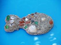 Pesci della sabbia Fotografia Stock