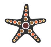 Pesci della stella Fotografia Stock