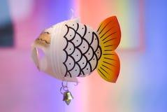 Pesci di Deco Fotografia Stock