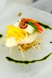 Pesci freschi del vapore Fotografie Stock