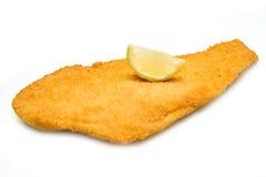 Pesci fritti fotografia stock