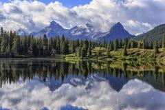 Pesci luna lago, Colorado immagine stock libera da diritti