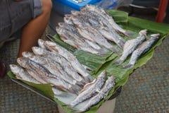 Pesci marinati Immagini Stock Libere da Diritti