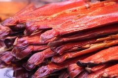 Pesci rossi 2 Fotografia Stock