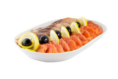 Pesci salati immagini stock libere da diritti