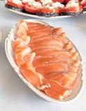 Pesci salati Immagini Stock