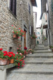 pesciatina quirico San svizzera Tuscany obraz stock