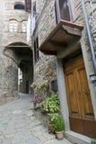 pesciatina quirico San svizzera Tuscany zdjęcia stock