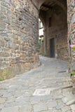 pesciatina quirico San svizzera Tuscany zdjęcie royalty free