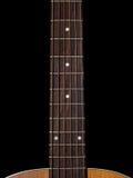 Pescoço da guitarra Foto de Stock