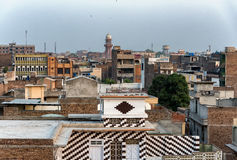 Peshawar αστικό Kpk Πακιστάν Στοκ Φωτογραφία