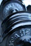 Pesi di ginnastica Fotografia Stock Libera da Diritti