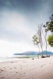 Pesisir Pulau Jerejak Stock Images