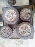 peso Imagem de Stock