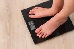 Peso corporal Fotos de archivo