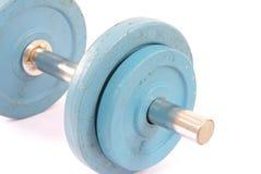 Peso de la gimnasia Fotografía de archivo libre de regalías