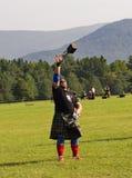 """Peso escocês para jogos montanhas do †da altura das """", Salem, VA Imagem de Stock Royalty Free"""