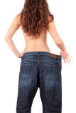 Peso perso Fotografia Stock Libera da Diritti