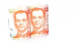 Peso philippin Photos libres de droits