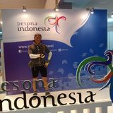 Pesona Indonesien Arkivbild