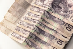 pesos Lizenzfreies Stockbild