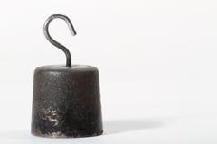Pesos de Metall Foto de archivo libre de regalías