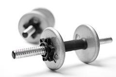 Pesos do Gym Imagem de Stock Royalty Free