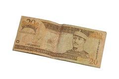 Pesos dominicains Photographie stock libre de droits