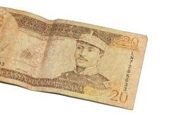 Pesos dominicanos fotografía de archivo