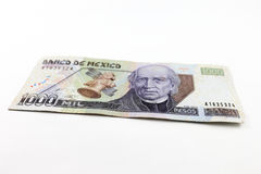 Pesos mexicains Images stock
