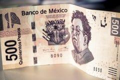 500 pesos Royalty Free Stock Photo