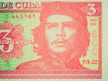 Pesos retros de Cuba de la mirada Fotografía de archivo