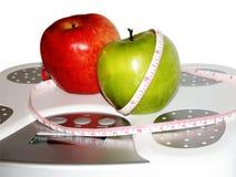 Pesos saudáveis fotos de stock