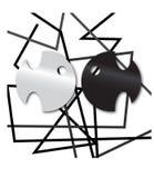 Pesque a yang ying ilustración del vector