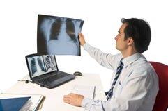 Pesquisa clínica Imagens de Stock