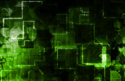 Pesquisa e desenvolvimento dos dados da tecnologia Imagens de Stock Royalty Free