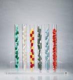 Pesquisa farmacêutica fotos de stock